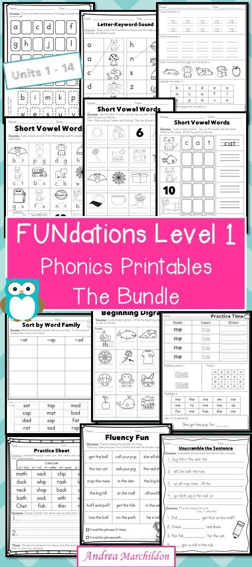 1000+ images about First Grade Literacy on Pinterest | First grade reading. Nonsense words and Cut and paste