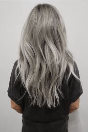 ideas gray hair