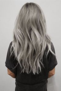 17 Best ideas about Gray Hair on Pinterest | Dye hair gray ...