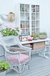 402 best images about farmhouse porches... on Pinterest