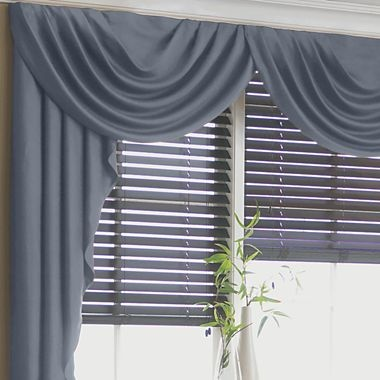 cheap valances for kitchen design images jcp home™ supreme antique satin cascade and swag ...