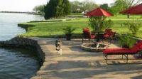 seawall patio - Google Search | Seawall & Dock Ideas ...
