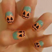 halloween nail art 2015 styles