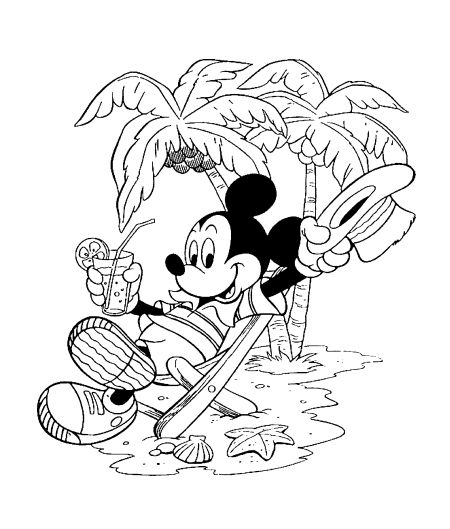 17 Best images about Disney coloring pages on Pinterest