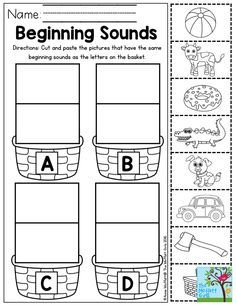 137 best images about Beginning Sound on Pinterest