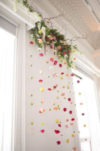 25+ best ideas about Flower Wall Decor on Pinterest | Diy ...