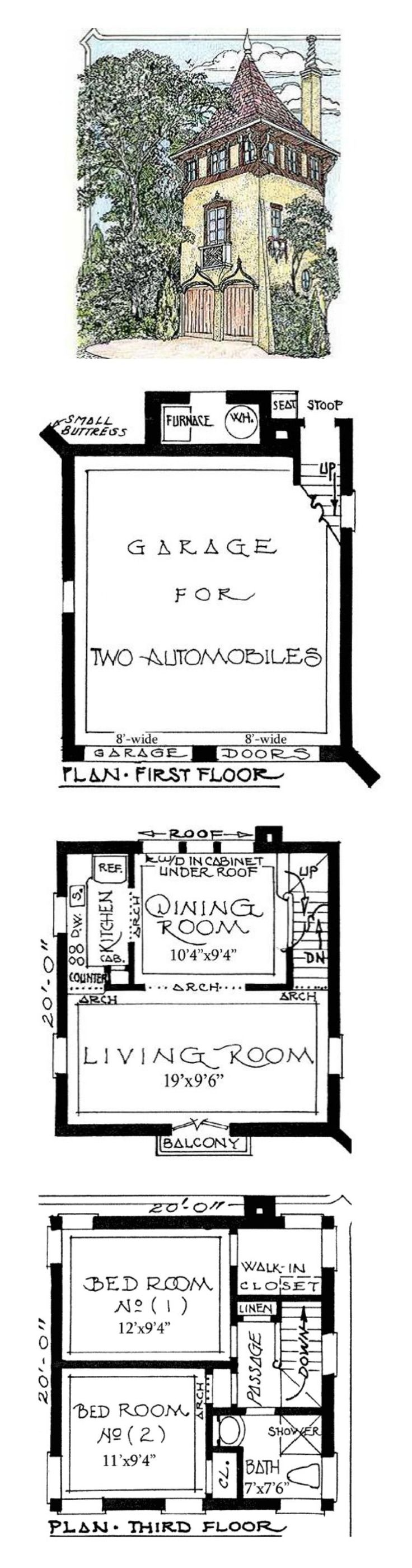 25 Best Ideas About Tower House On Pinterest Tiny House Plans