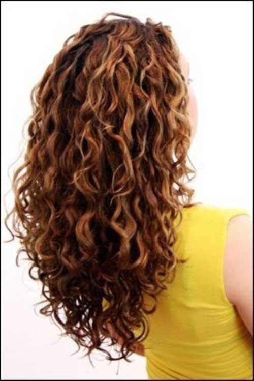 25 Best Ideas About Layered Curly Hair On Pinterest Curly