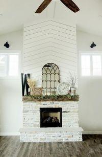 25+ best ideas about Shiplap Fireplace on Pinterest ...