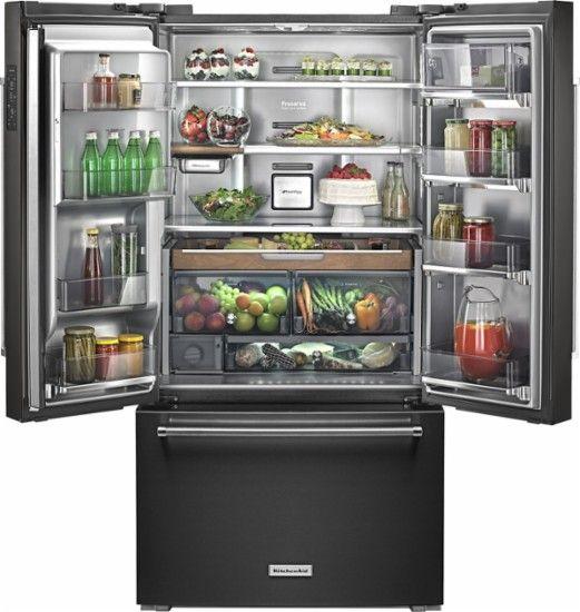 25 best ideas about Kitchenaid refrigerator on Pinterest