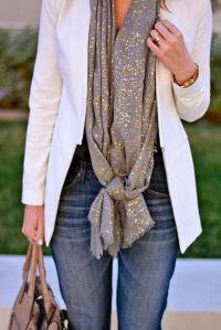 Best 20+ Scarf Ideas ideas on Pinterest