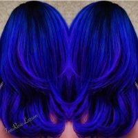 25+ best ideas about Royal blue hair on Pinterest   Dark ...