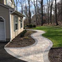 Best 25+ Paver walkway ideas on Pinterest | Backyard ...