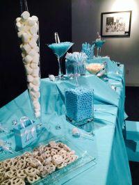 Breakfast at Tiffany's Baby Shower Party Ideas   Tiffany ...