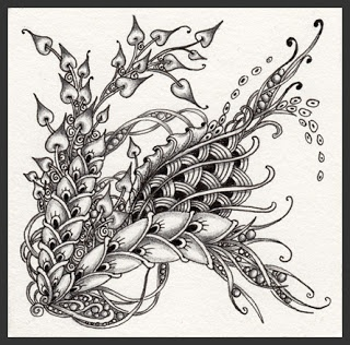 17 Best images about Art projects, Zentangle on Pinterest