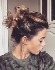 ideas messy hairstyles