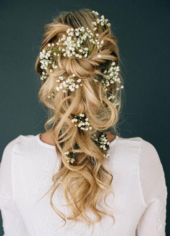 25 Best Ideas About Winter Wedding Hairstyles On Pinterest