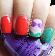 ariel nail art nails