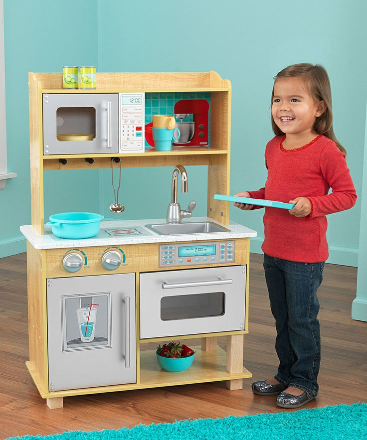 1000 ideas about Toddler Kitchen Set on Pinterest  For