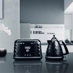 Modern Lounge Chairs Uk Koken Barber De Longhi Brilliante Kettle And Toaster. Bling A Bling! | For The Home Pinterest ...