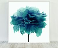25+ Best Ideas about Teal Wall Art on Pinterest | Painted ...