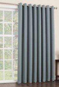 17 Best ideas about Sliding Door Curtains on Pinterest ...