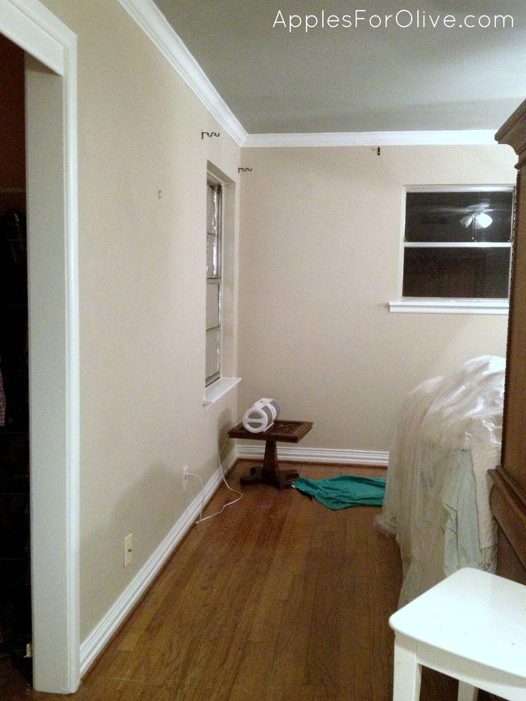 Benjamin Moore Baby Fawn Painted Bedroom Paint Bm Baby