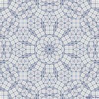 Gallery : Penrose tilings | quilts | Pinterest | Tiling ...