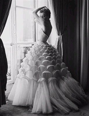 25 best ideas about Vintage Couture on Pinterest  Vintage dior Christian dior vintage and