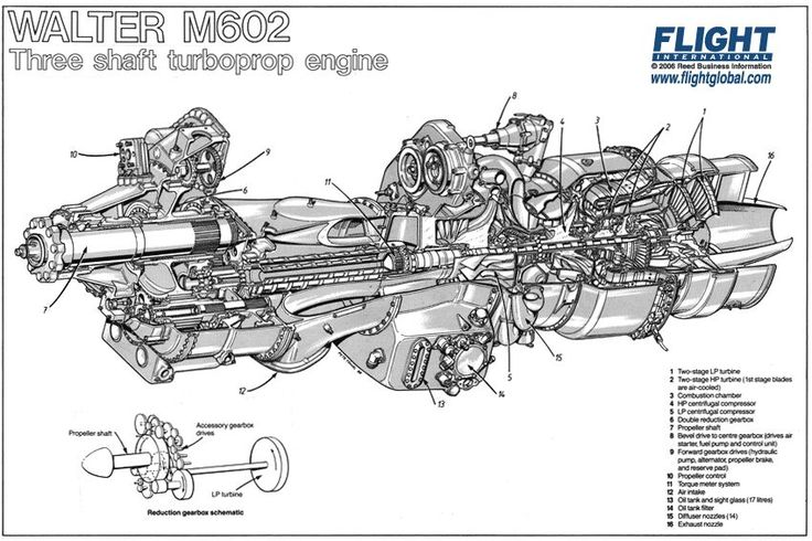 Cessna 337 Cutaway Drawing Sketch Coloring Page