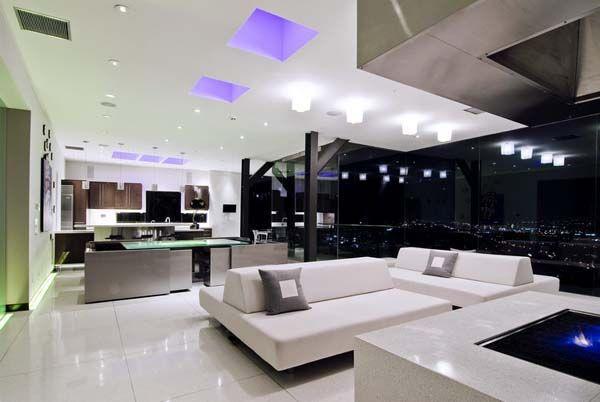 Modern Luxury House Living Interior Master Suite Pinterest