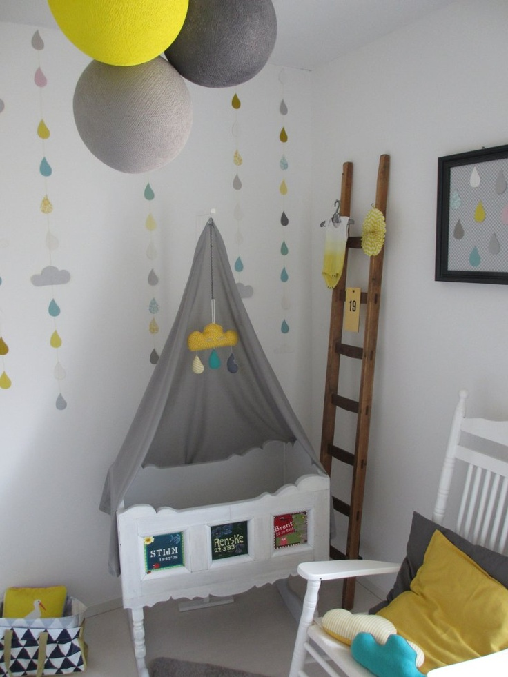 Our own babyroom BYRENSKE Chambre Bb dcoration Nursery garon fille baby bedroom boys girls