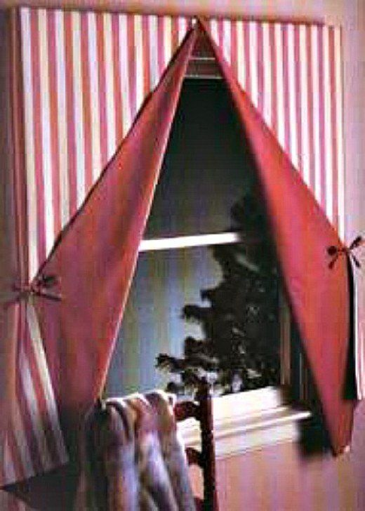 25 Free Curtain Patterns to Sew  Window treatments Free