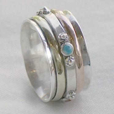 Pia Meditation Ring from Cahoia  Meditation Rings  Pinterest  Beautiful 26 and Jewelry