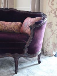 25+ best ideas about Purple Chair on Pinterest