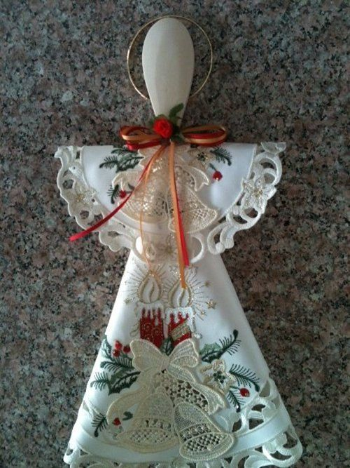 rooster decor kitchen stools target beautiful croched cream bell and red candle doily ...