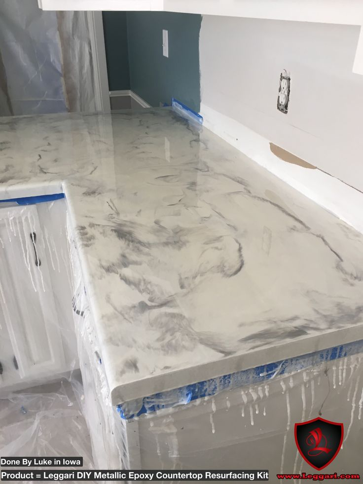We have the perfect solution for high end countertops