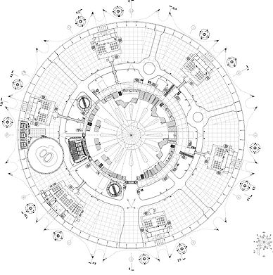 17 Best images about radial architecture on Pinterest