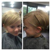 precious pixie cut little
