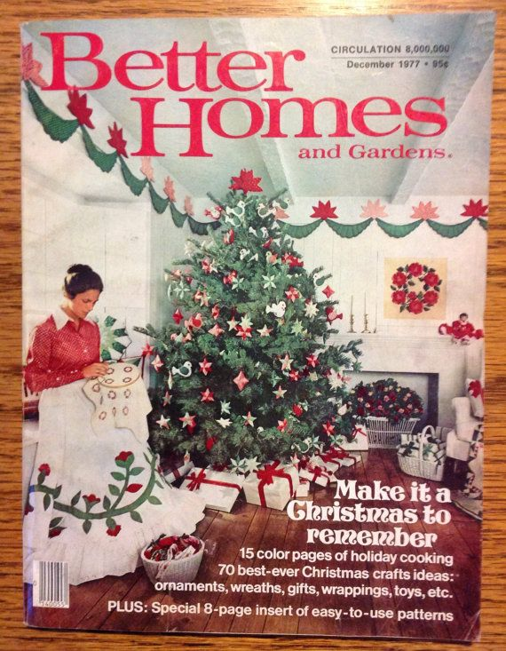 111 Best Images About Vintage Better Homes & Garden Magazine On
