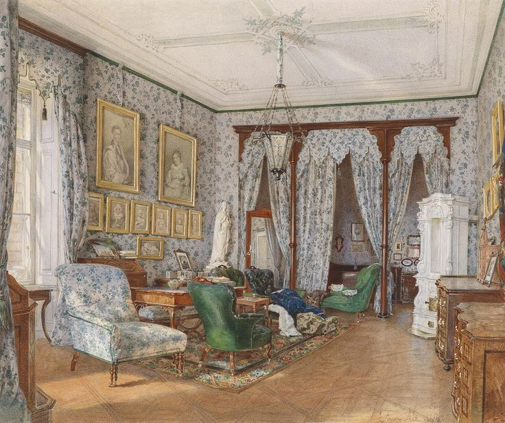 270 best images about 19th century interior painting on