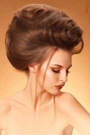 1000 ideas bouffant hairstyles