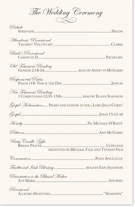 Wedding processional order deweddingjpg best 25 wedding processional order ideas on junglespirit Gallery