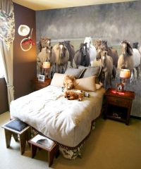 25+ best ideas about Horse Themed Bedrooms on Pinterest