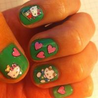 22 best images about Nails for kids on Pinterest | Nail ...