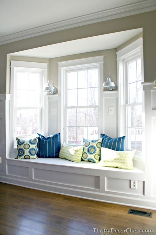 17 Best ideas about Bay Windows on Pinterest