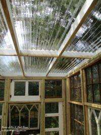 17 best ideas about Old Window Greenhouse on Pinterest ...