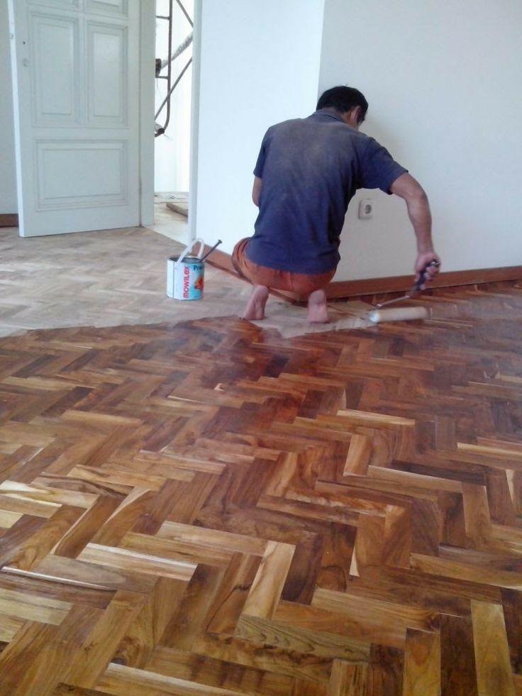 pilihan harga lantai kayu murah selain dari bahan kayu