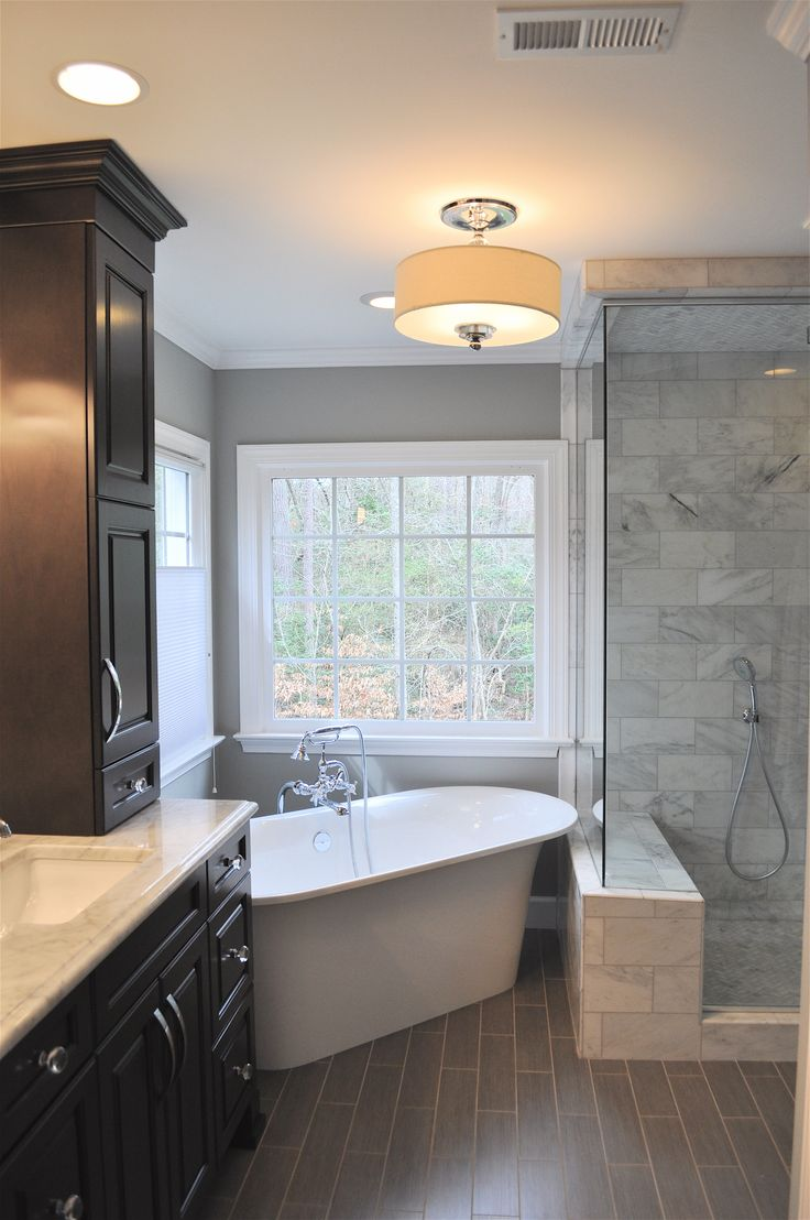 master bath with stand alone tub  Google Search  master