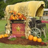 25 best images about Outdoor Fall Decorations on Pinterest ...